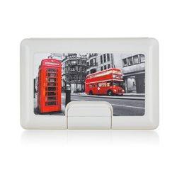 Banquet box na svačinu Londýn 19x13x7 cm
