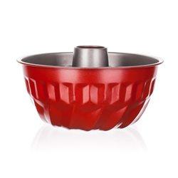 Banquet forma na bábovku Culinaria Red 22 cm