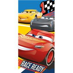 JERRY FABRICS Osuška Cars 3 Race Ready 70x140 cm