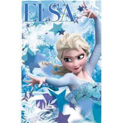 Dětská deka Frozen Elsa
