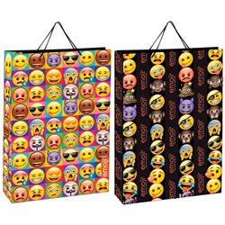 MISA Dárková taška Emoji 02 24x13x32 cm