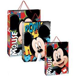 MISA Dárková taška Mickey Mouse 24x13x32 cm