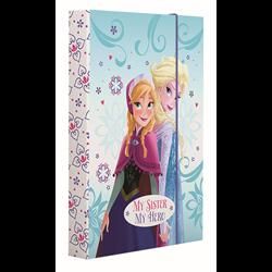 KARTON P+P Box na sešity A4 Frozen 23x32x3,5 cm