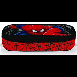 Karton P+P školní penál etue Spiderman 21x9x4 cm