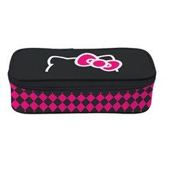 Karton P+P školní penál etue Hello Kitty Iconic 21x9x4 cm