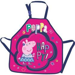 MAJEWSKI Dětská zástěra Peppa Pig 41x49 cm