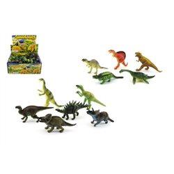 TEDDIES figurka Dinosaurus 11 cm
