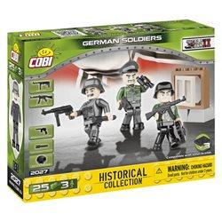 COBI Small Army stavebnice Figurky vojáků Německé armády