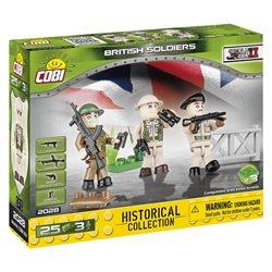 COBI Small Army stavebnice Figurky vojáků Britské armády