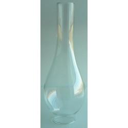 Skleněný cylindr 11''' (spodní Ø 5 cm)