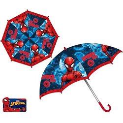 Dětský deštník Spiderman (tmavě modrý)