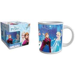 ELI Dětský porcelánový hrnek Frozen 03 237 ml