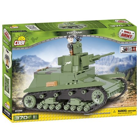COBI-2456 Small Army stavebnice Tank 7TP