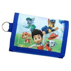 Dětská peněženka Paw Patrol (modrá)