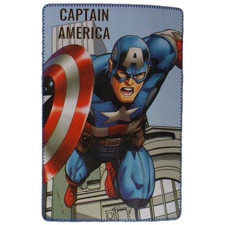 Sun City Deka AVENGERS Captain America 100x150 cm