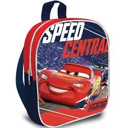 Euroswan Dětský batoh CARS SPEED 23x7x29 cm