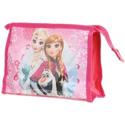 Sun City Dětská kosmetická taška Frozen Pink 21,5x16,5x8 cm