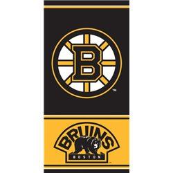 TipTrade Osuška NHL BOSTON BRUINS 70x140 cm