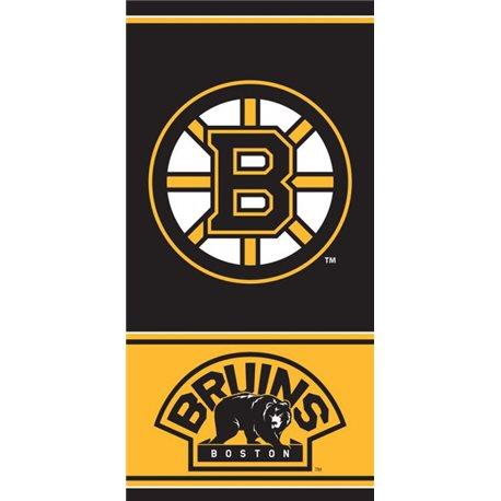 TipTrade Osuška NHL BOSTON BRUINS 70x140 cm