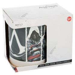 STOR Porcelánový hrnek ASSASSIN'S CREED 325 ml