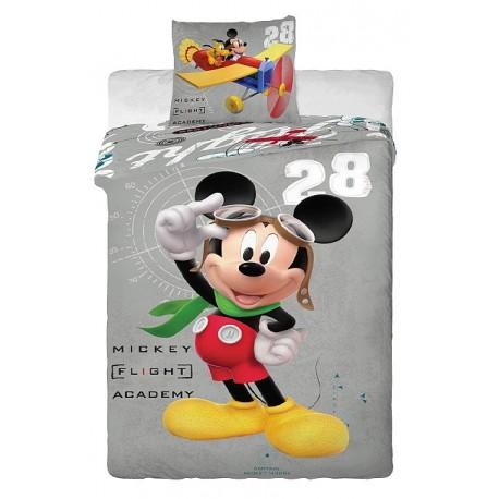 Dětské povlečení Mickey and Plane