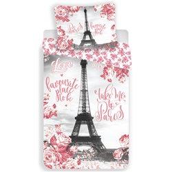 Dětské povlečení Paříž Roses