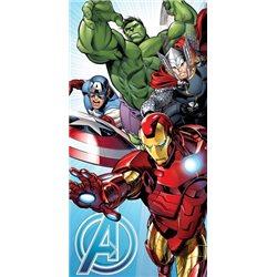 Dětská osuška Avengers Light Blue
