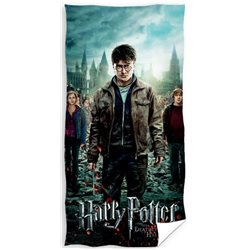 CARBOTEX Bavlněná osuška HARRY POTTER 70x140 cm
