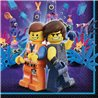 AMSCAN Party ubrousky LEGO MOVIE 2 16 ks