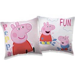 Dětský polštářek Peppa Pig Fun