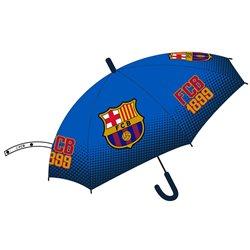 E PLUS M Dětský deštník FC BARCELONA modrý 82 cm