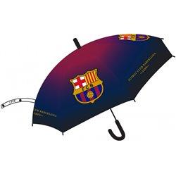 E PLUS M Dětský deštník FC BARCELONA modrofialový 82 cm
