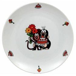 BANQUET Pocelánový talíř KRTEČEK 21 cm