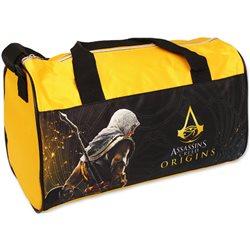 SETINO Sportovní taška ASSASSIN'S CREED žlutá