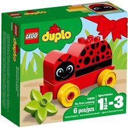 LEGO Duplo 10859 Stavebnice MOJE PRVNÍ BERUŠKA