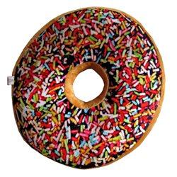 JAHU Polštářek Donut 3 3D 40x40x8 cm