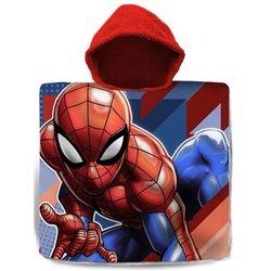 Dětské pončo Spiderman Pruhy