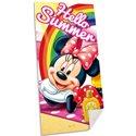 Dětská osuška Minnie Hello Summer