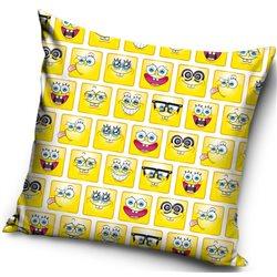 Dětský povlak na polštářek SpongeBob