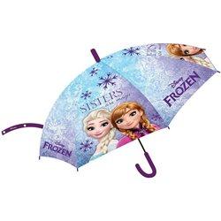 E PLUS M Dětský deštník FROZEN světle modrý 71 cm