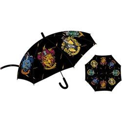E PLUS M Dětský deštník HARRY POTTER černý 82 cm