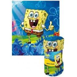 Dětská deka SpongeBob