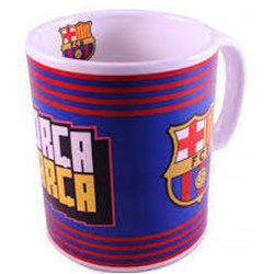 UNITED LABELS PORCELÁNOVÝ HRNEK FC BARCELONA 275 ML