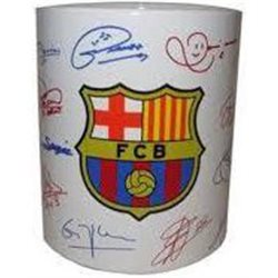 UNITED LABELS PORCELÁNOVÝ HRNEK FC BARCELONA 03 275 ML