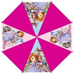 CHANOS Dětský deštník PRINCEZNA SOFIE PRVNÍ růžový 80 cm
