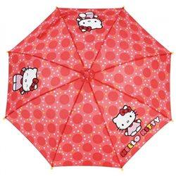 CLIMA Dětský deštník HELLO KITTY růžový 70 cm