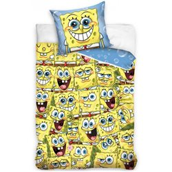 Dětské povlečení SpongeBob Kam se podíváš