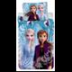 JERRY FABRICS Bavlněné povlečení FROZEN 2 Snowflakes 140x200, 70x90 cm