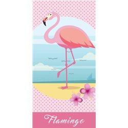 Dětská osuška Flamingo