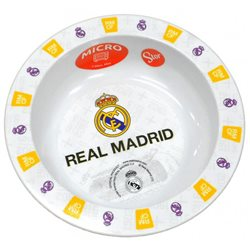 STOR Miska REAL MADRID 16x4 cm